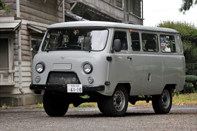 УАЗ-3909 Буханка