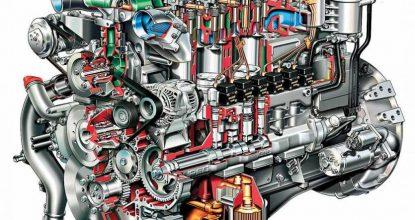 Особенности ремонта дизельных двигателей